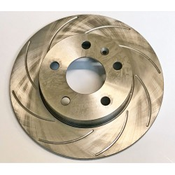 8 Groove 264mm Rear Discs - Astra G / Zafira A
