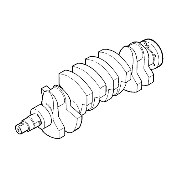 Crankshaft Genuine Z20LEH
