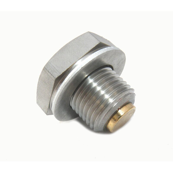 M32 & F40 Gearbox Magnetic Drain Gold Plug