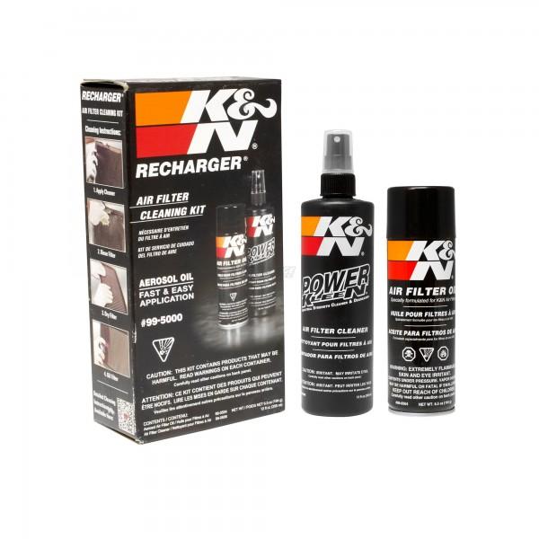 K&N Recharger Filter Care Service Kit
