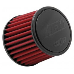 Air Filter AEM Dryflow Cone 76mm (80mm AFM)