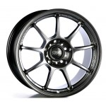 Alleggerita HLT 5F Alloy Wheel in Titanium Tech
