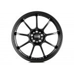 Alleggerita HLT 5F Alloy Wheel in Matt Black