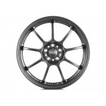 Alleggerita HLT 5F Alloy Wheel in Matt Graphite Silver