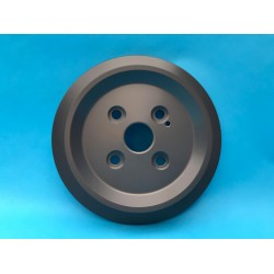 Alloy Bottom Pulley Multi V Underdrive With Flange - Z20LEx FWD X20XEV