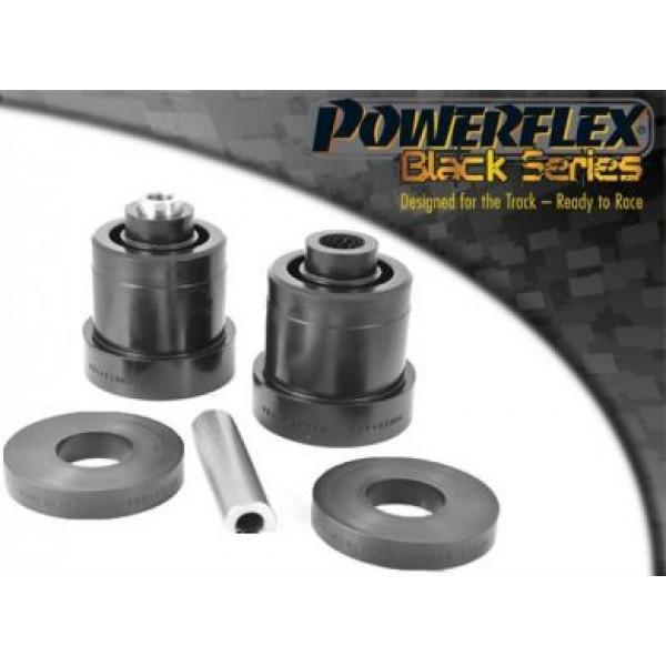 Powerflex Poly Bush Kit Rear BLACK - Astra H / Zafira B