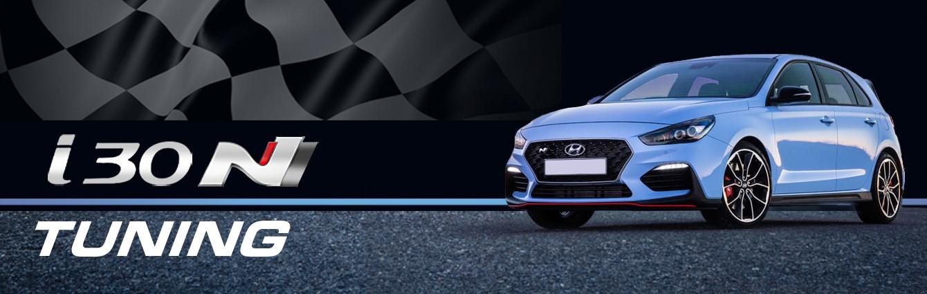 Hyundai i30N Tuning