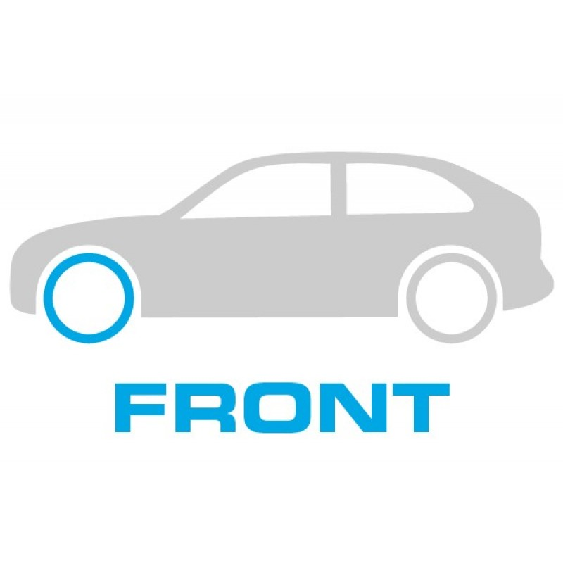 Brembo Sport hp2000 Front Brake pads for Vauxhall Astra J GTC VXR 2.0 T Models