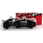 Brake Pad Set Rear Brembo Sport HP2000 - Astra H Lucas