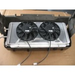 Extra Large Pre Rad and Fans