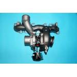 Z19DTH Hybrid Turbocharger