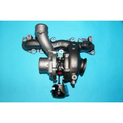 Turbocharger - Z19DTH