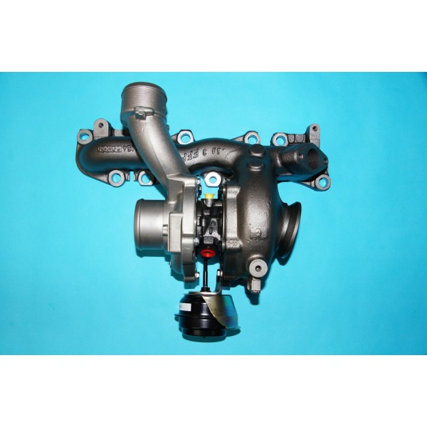 Turbocharger Z19DTH