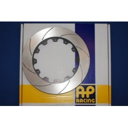 Brake Disc Set Front AP Racing 343mm x 28mm - Astra H inc VXR