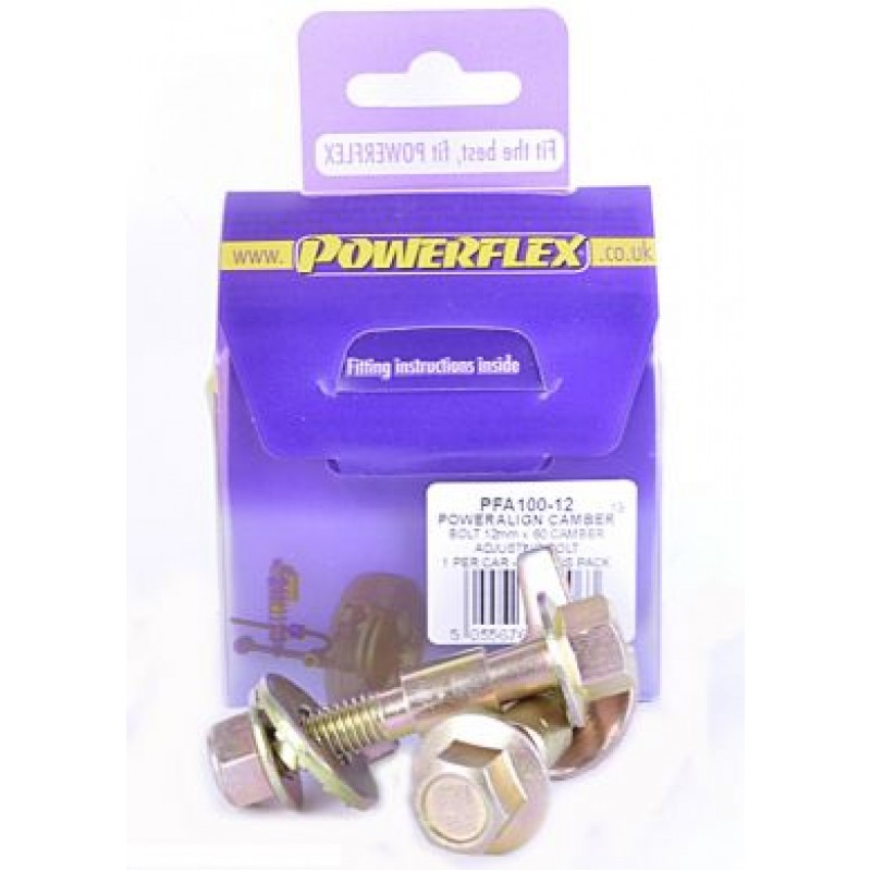 EIBACH Front Camber Bolts Vauxhall Corsa C All 00-06