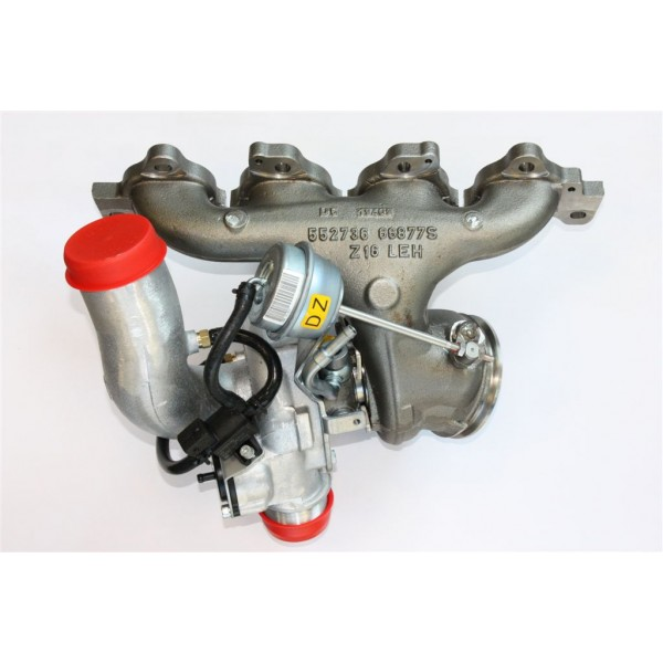 1.6 Hybrid Turbo and Z16LEH Manifold