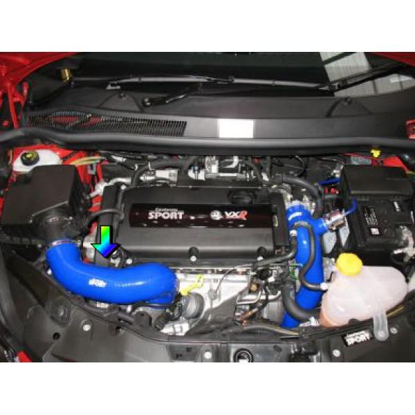Inlet Hose 1.6 Turbo - Corsa D VXR/SRiT K03