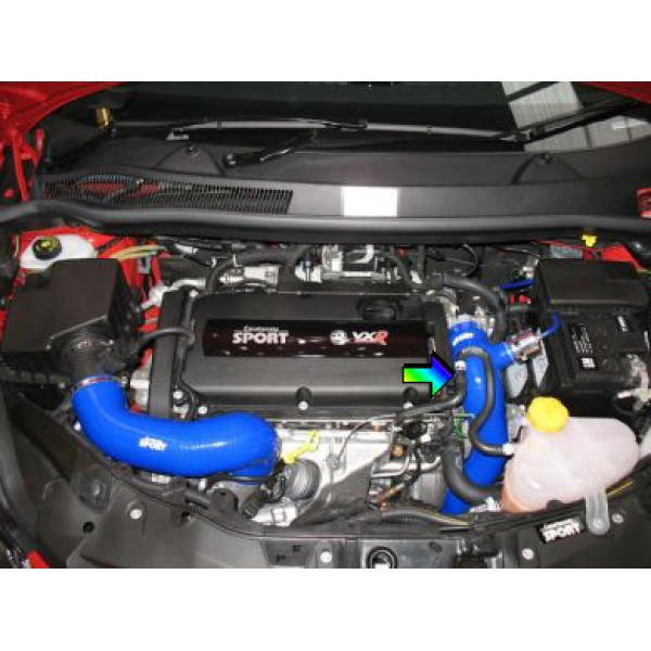 Dump Valve Take Off Hose 1.6 Turbo - Corsa D VXR / SRi Turbo