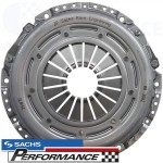 Clutch Uprated 240mm: Sachs Cover and Organic Rigid Disc - Astra H 1.9 CDTi Z19DTH/M32