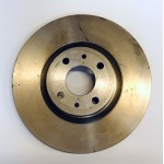 284mm 4 Stud Fiat Coupe Turbo Front Brake Disc