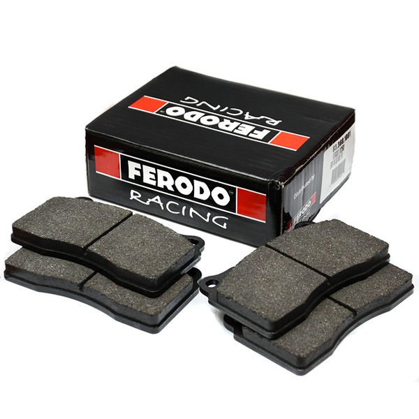 Brake Pad Set Front Ferodo DS2500 - K Sport 8 / D2 6 Pot
