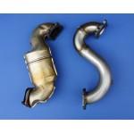 Pre Cat Removal Pipe Astra J VXR