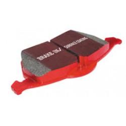 Brake Pad Set Rear EBC Red - Cavalier/Calibra CLET/V6