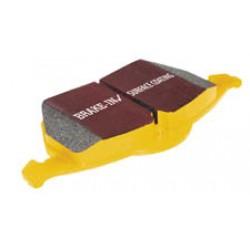 Brake Pad Set Rear EBC Yellow - Insignia VXR
