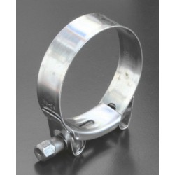 Exhaust Clamp 68mm-73mm