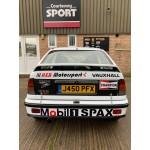 1991 Mk2 Vauxhall Astra GTE 16-valve