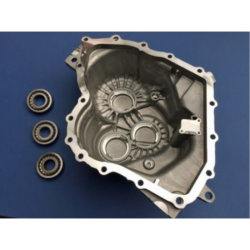End Case Revised and 3 Larger Bearings for M32 M20 Gearbox