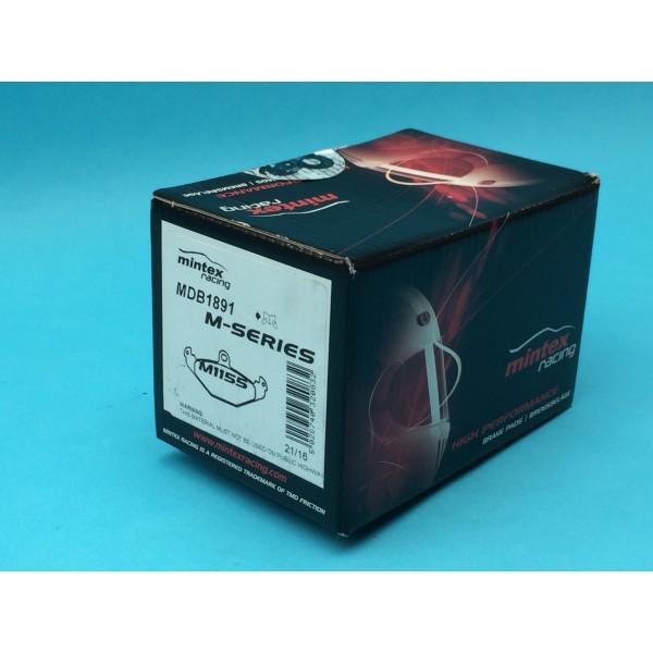 Brake Pad Set Rear Mintex M1155 Pads - VX220