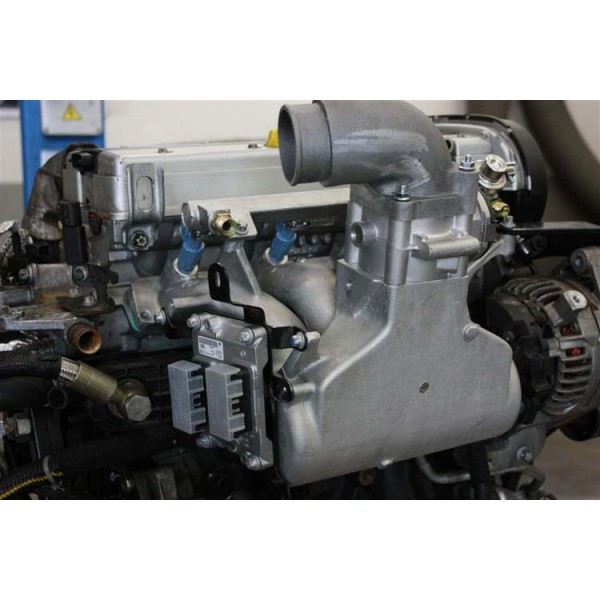 High Flow Inlet Manifold for 2.0 Turbo Z20LEx with Plenum