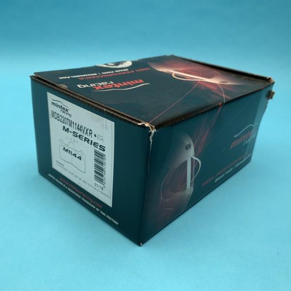 Brake Pad Set Front Mintex M1144 - AP/VXR 4 Pot (Astra Zafira Corsa)