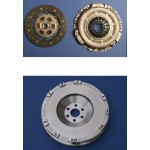 Lightweight Flywheel 240mm + OE Clutch Cover + CSR Sprung Disc: Corsa D Meriva VXR  Astra H 1.6 Turbo LEL/LET/LER