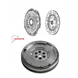 Clutch Kit OE 215mm DMF, Flywheel Bolts - Corsa D Nurburgring VXR A16LES