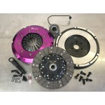500 bhp Xtreme Performance 240mm Clutch and Solid Flywheel Kit - Z20LEx/M32