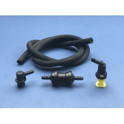 Brake Servo Vacuum Hose and Fittings - Astra H VXR