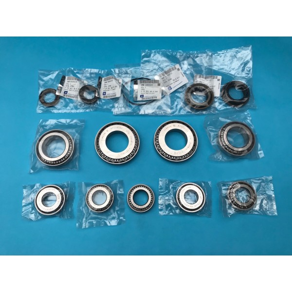 Bearing Kit Complete for M32 M20 Gearbox Early Type