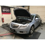Courtenay Sport Stage 1 Remap Insignia 1.4 Turbo A14NET
