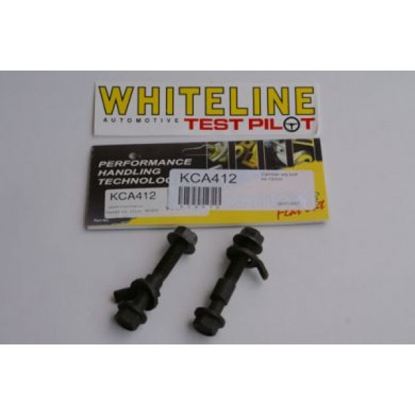 Camber Adjustment Bolts Whiteline - Front