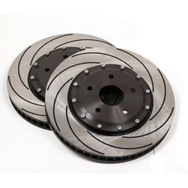 Brake Disc Set Front K Sport 356mm x 32mm