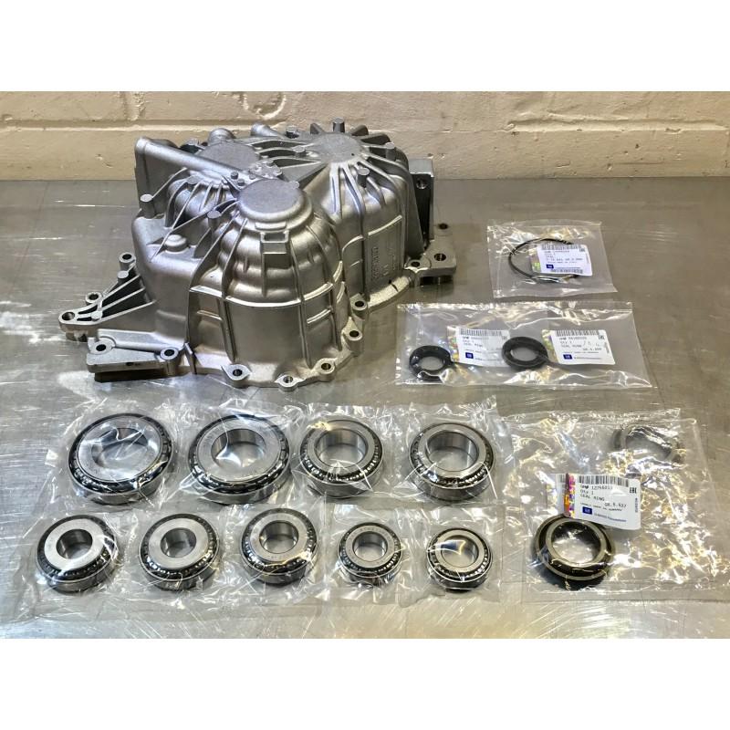M20 Gearbox End Case Bearing Repair Rebuild Kit TIMKEN M32