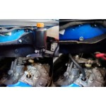 Alloy Gearbox Breather Kit