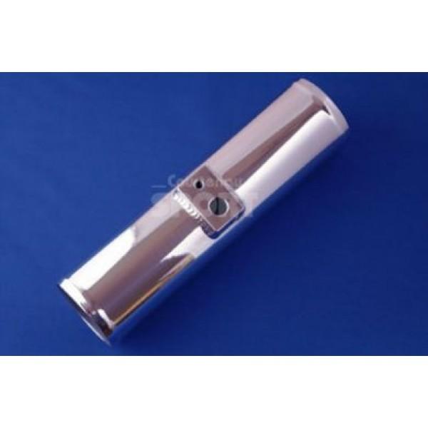 Map Sensor Pipe 60mm - Polished Alloy