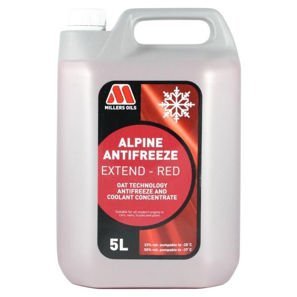 Millers Alpine Antifreeze 5L