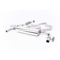 Milltek Cat Back GPF Delete Exhaust - i30N Performance 275PS (OPF/GPF Models)