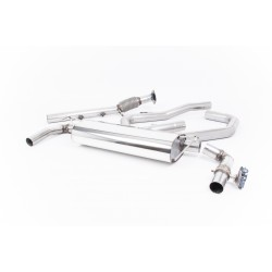 Milltek Cat Back GPF Delete Exhaust - i30N Performance 275PS Fastback (OPF/GPF Models)