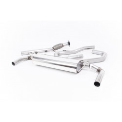 Milltek Cat Back GPF Delete Exhaust - i30N 250PS (OPF/GPF Models)