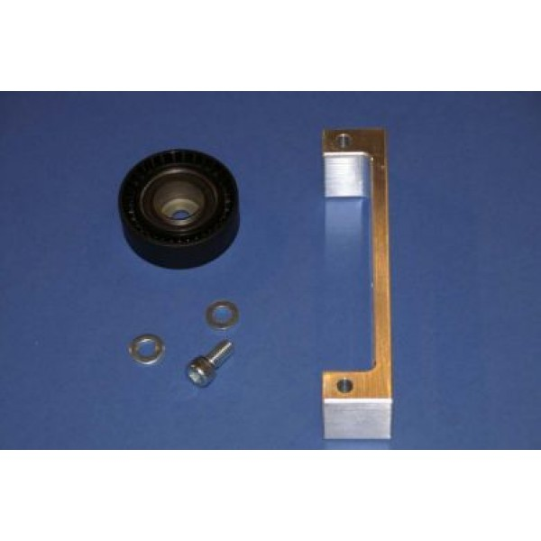 Idle Pulley, Bracket and Bolt 2.2 S/C